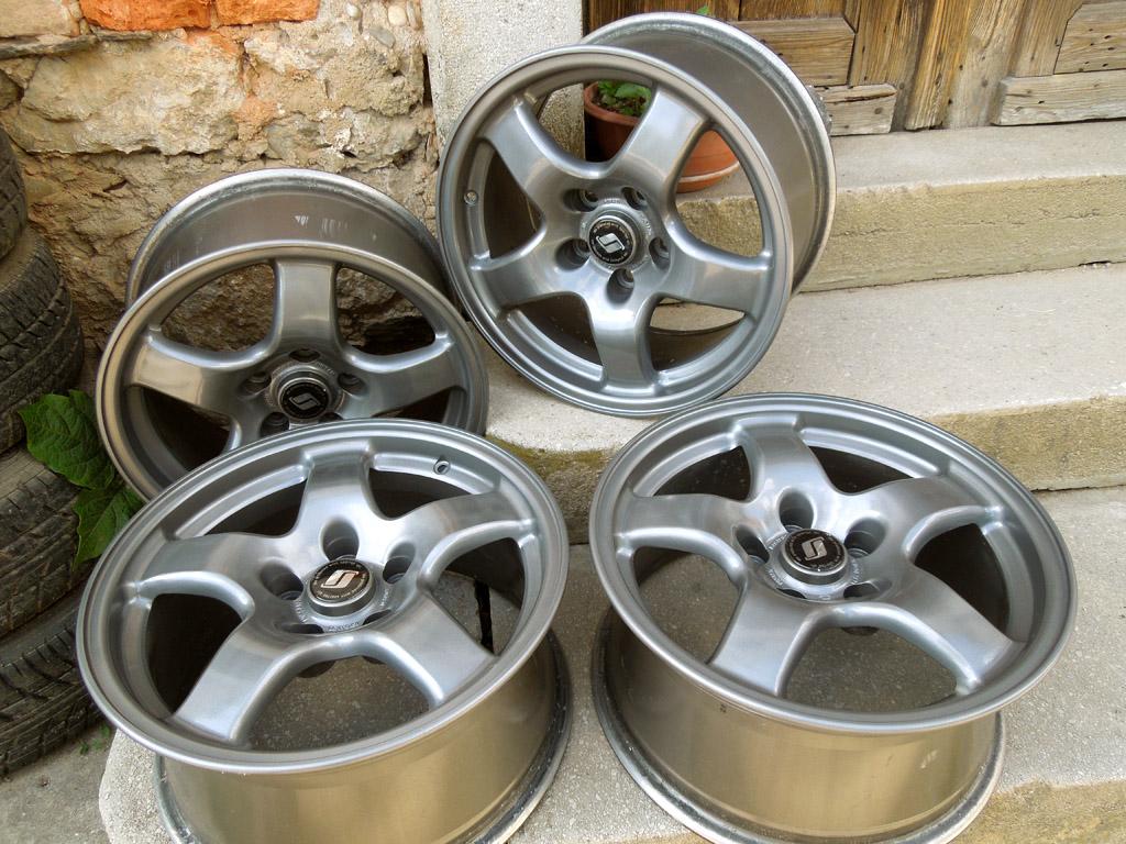 Nissan Skyline Gtr R32 Wheels Forged R33 R34 200sx 8 215 16