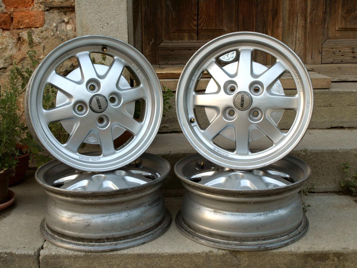 Fiat Alfa Romeo Lancia Gama Beta Delta 5 5 215 14 Et34 Oldtimer Fps Wheels Wheel Temple Com