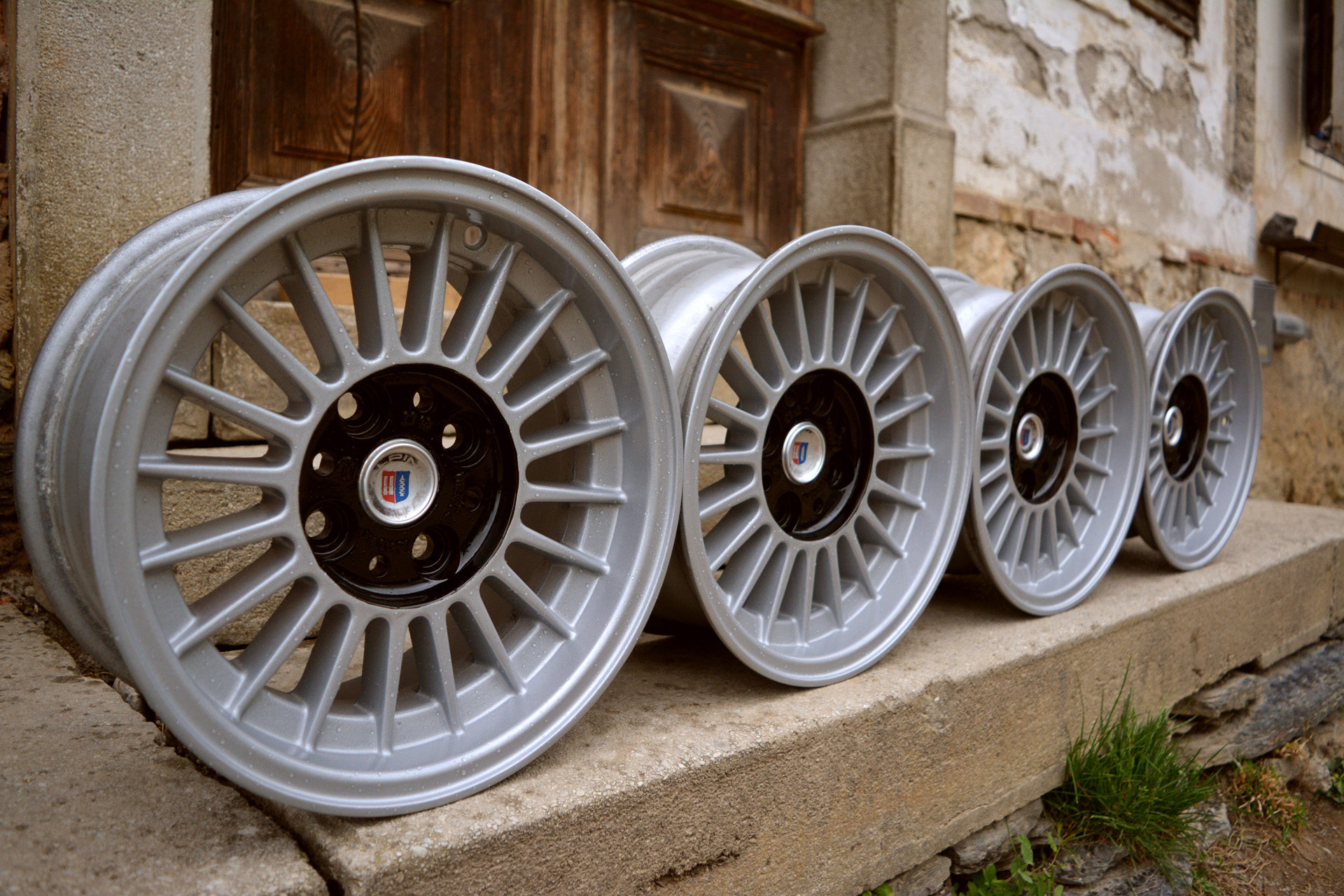 RG B Jx Et Alpina Style BMW Wheels WheelTemplecom - Bmw alpina rims for sale